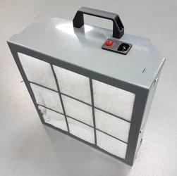 TF810 System filtracyjny Thor , do warsztatów o kubaturze do 78m3